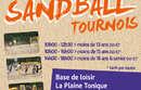 Sandball tournois - dimanche 20 mai 2018 - montrevel en bresse
